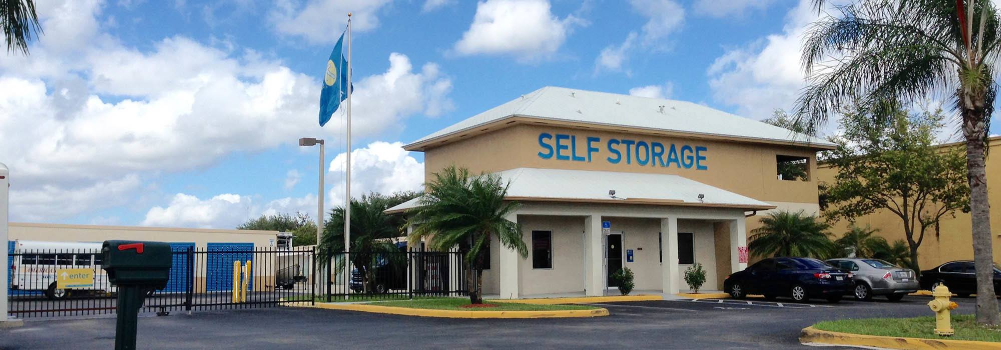 Self storage in Florida City FL