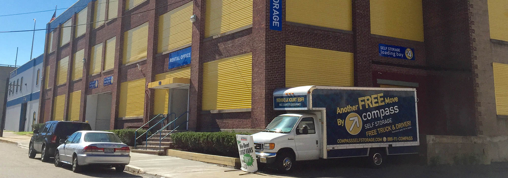 Self storage in Bloomfield NJ
