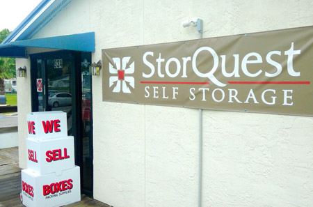 Leasing Office at StorQuest Self Storage in Panama City, FL