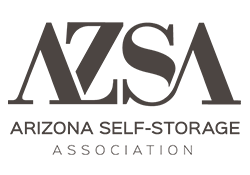 A Z Self Storage logo