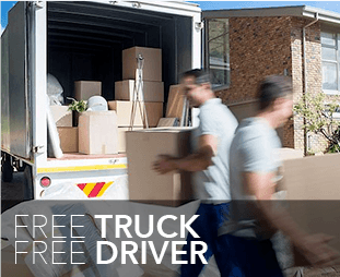 StorQuest Self Storage offers free trucks and drivers