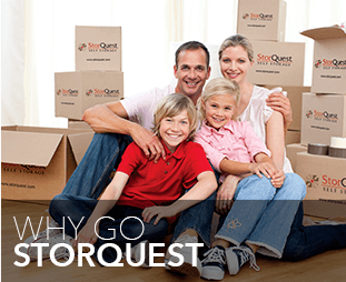 What StorQuest Self Storage is different