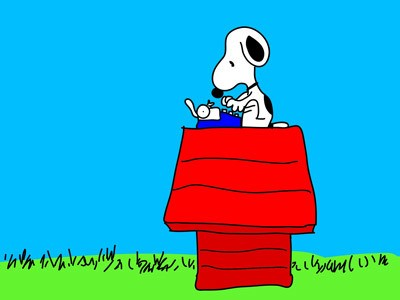 What S In Snoopy S Dog House