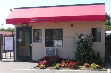 Office at StorQuest Self Storage in San Leandro, CA