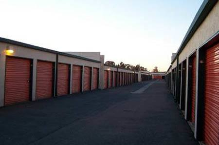 Outdoor Storage at StorQuest Self Storage in San Leandro, CA