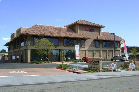 Awesome Exterior View Of StorQuest Self Storage In Thousand Oaks