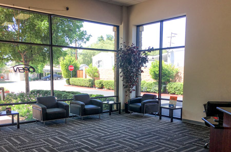 High Quality Lobby At StorQuest Self Storage In Thousand Oaks