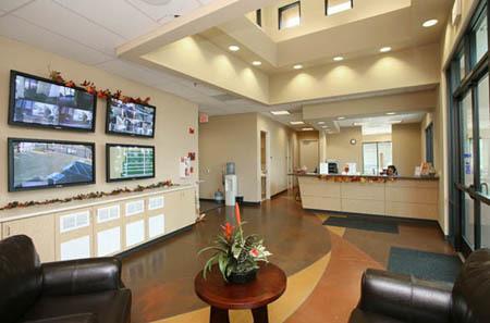 office interior at StorQuest Self Storage in Carson, CA