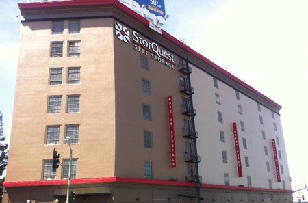 StorQuest Self Storage in Oakland, California