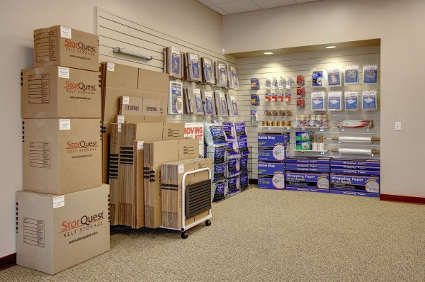 Denver packing and moving supplies for self storage