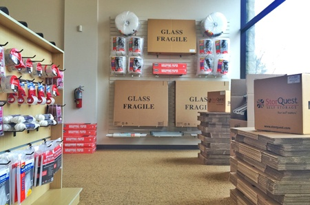 Westlake Village Self Storage With Large Units