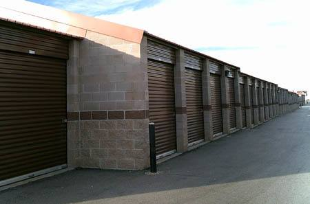 Aurora self storage lockers