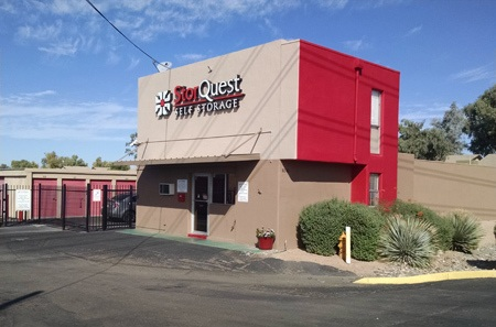 Exterior at StorQuest Self Storage in Glendale, AZ