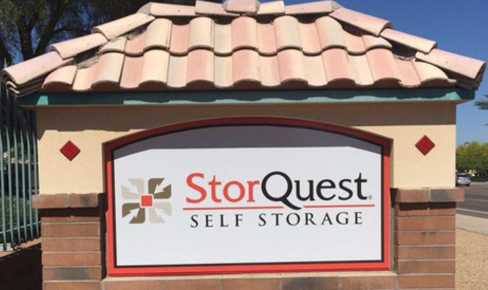 Welcome to StorQuest Self Storage in Tempe, AZ