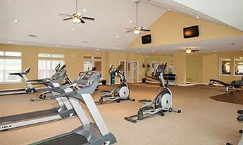 The Village at Rice Hope fitness center