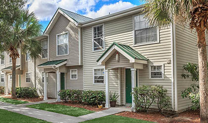 Townhomes In Naples FL