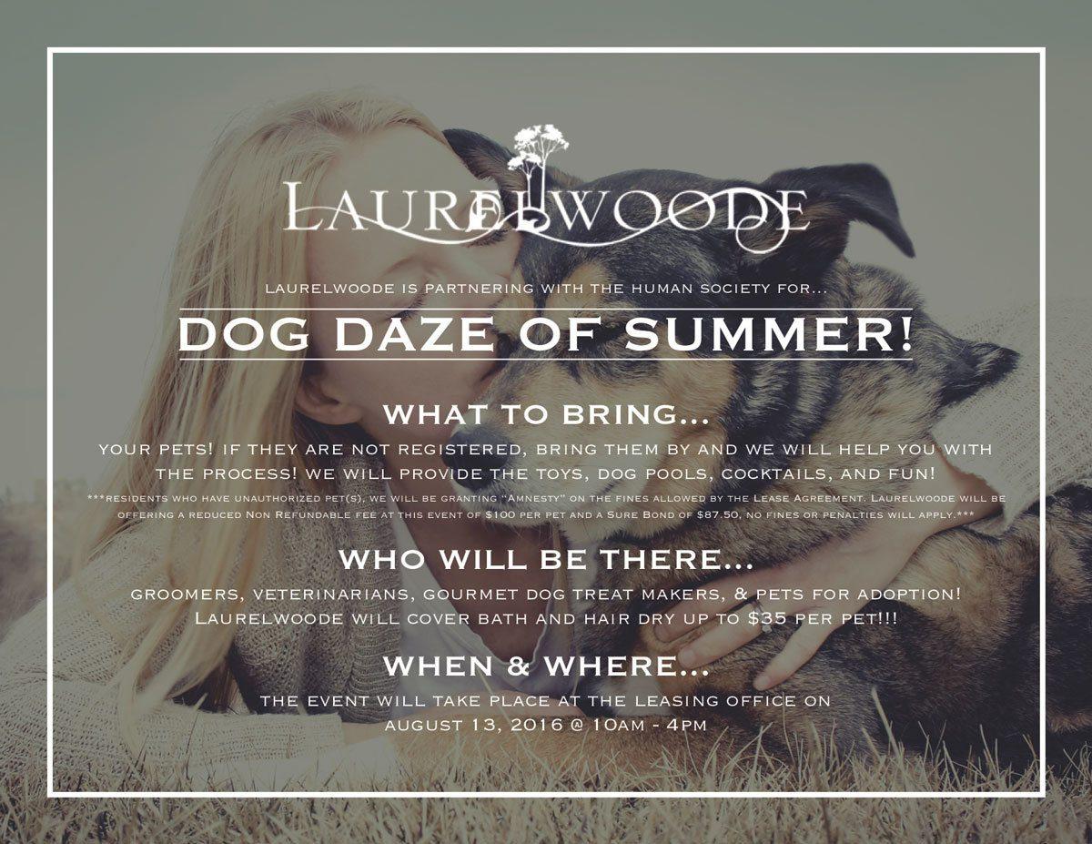 Dog Daze 2016
