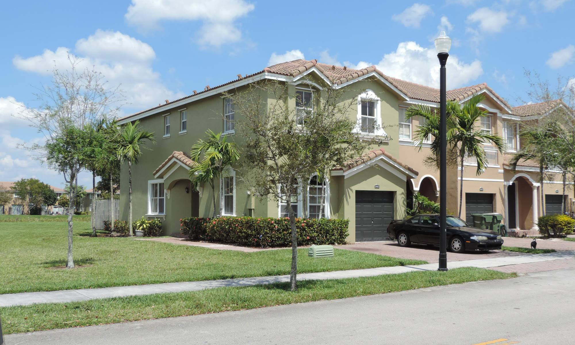 Townhomes in Homestead, FL
