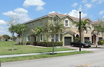 Spacious townhomes in Homestead, FL