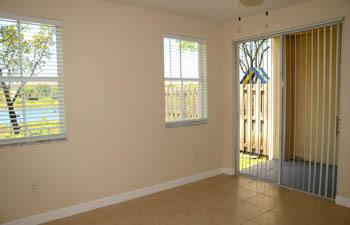 A view inside our Homestead FL townhomes