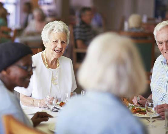 Excellent dining options offered at our assisted living and respite care home in North Royalton, OH