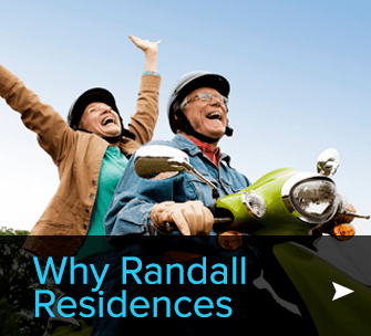 Why you should choose Randall Residences as your first choice in senior care.