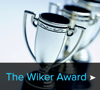 Randall Residence, the proud recipient of the Wiker Award.