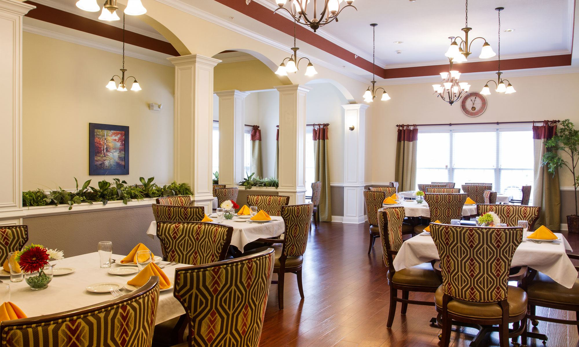 Premier assisted living care at Carriage Crossing in Arcola.