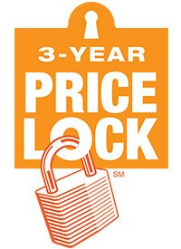 Price lock for 3 years at the senior living facility in Rainbow City