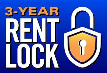 Senior living in alabama have a 3 Year Price Lock