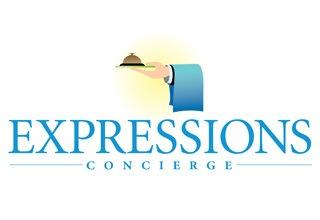 Concierge service logo at the senior living in Rainbow City