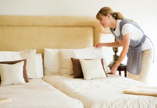 House keeping service at the senior living in Rainbow City