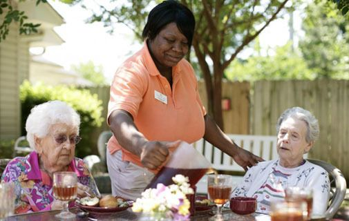 Find new friends at senior living in Rock Hill