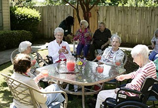 Review all of our senior living awards