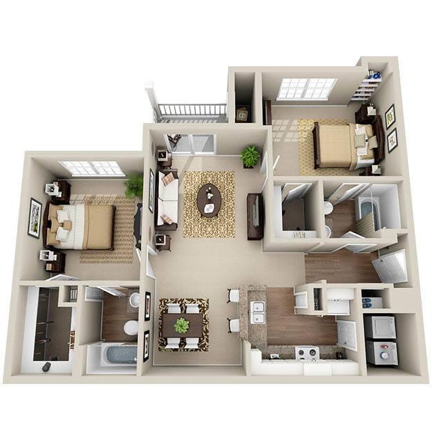 Luxury 1, 2 & 3 Bedroom Apartments in Overland Park, KS