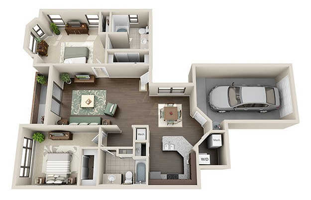 2 Bedroom Apartments Houston Tx Modern 2 Bedroom Apartments Houston Magnificent One Bedroom