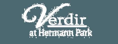 Verdir at Hermann Park