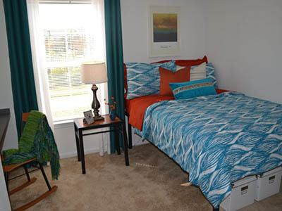Columbia sc student apartments at university of south carolina stadium suites for One bedroom apartments in columbia sc