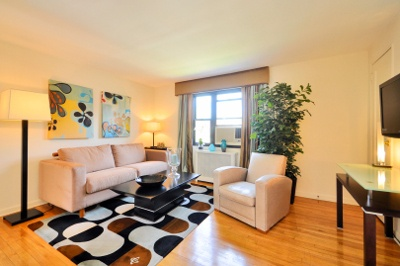 Beautiful living space at apartments for rent at Richfield Village Apartments.