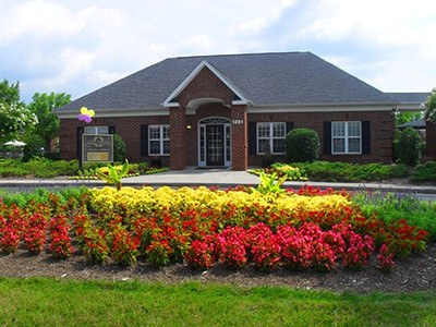 Exterior view of our office here at Laurel Springs