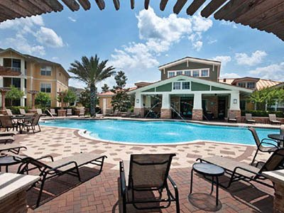 Pool at Carlyle at Bartram Park in Jacksonville, FL