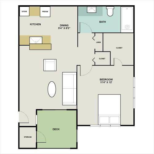 Studio Bedroom Apartments For Rent In Tampa Fl