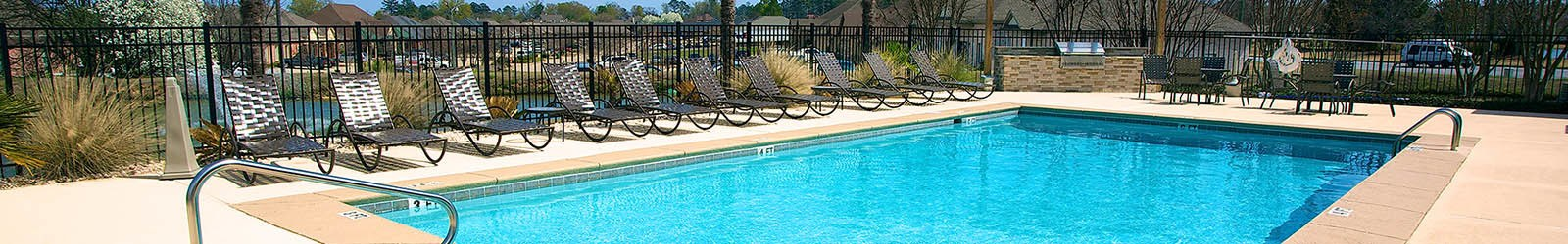 See our Pool at Peppertree