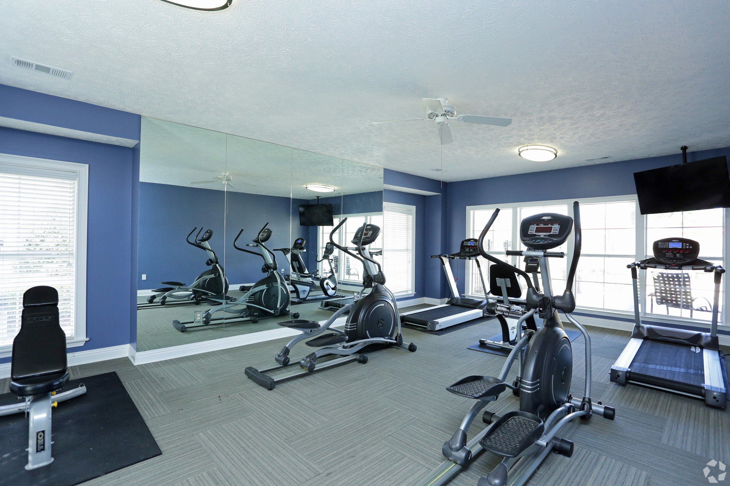 Fitness Center at Peppertree