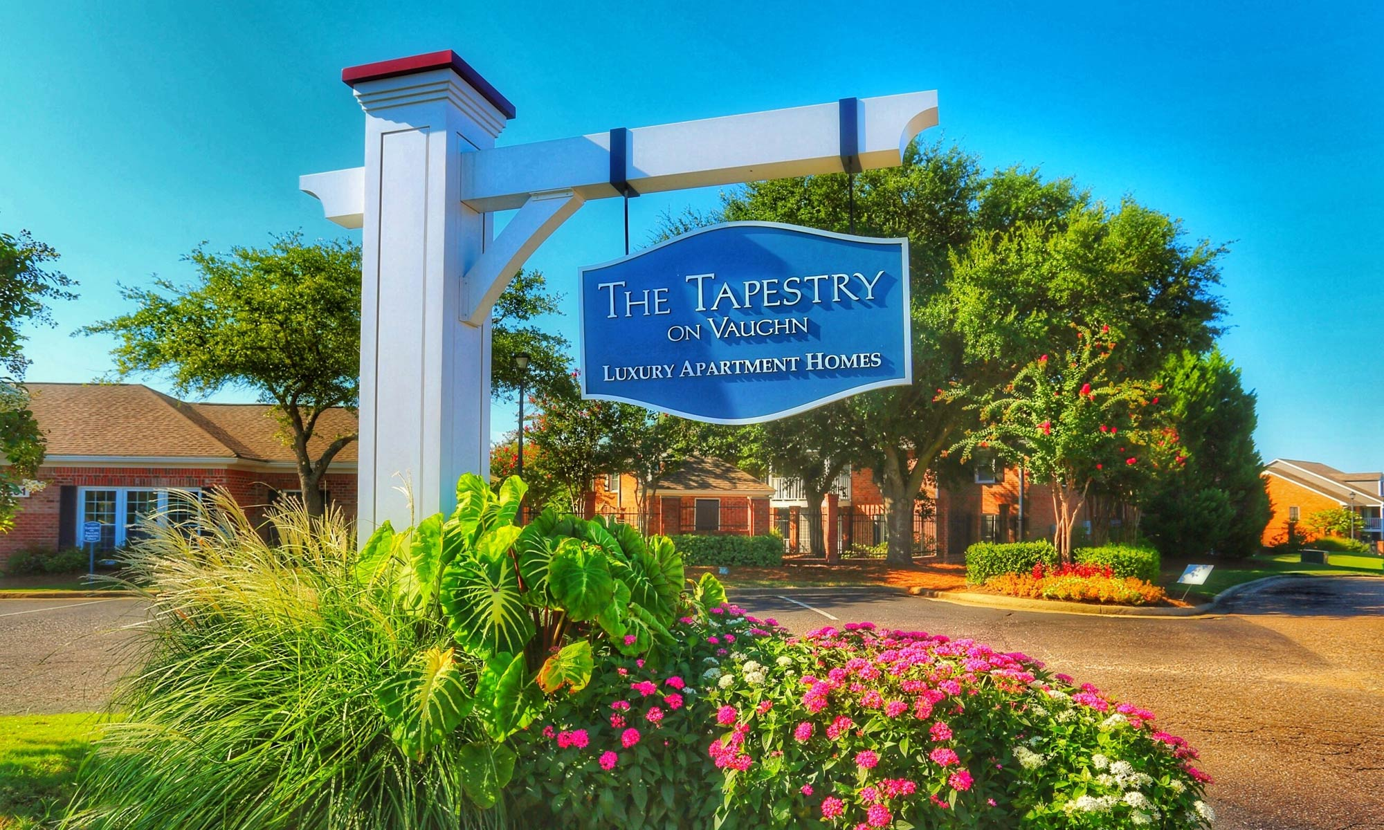 Luxury apartments at The Tapestry on Vaughn in Montgomery, AL