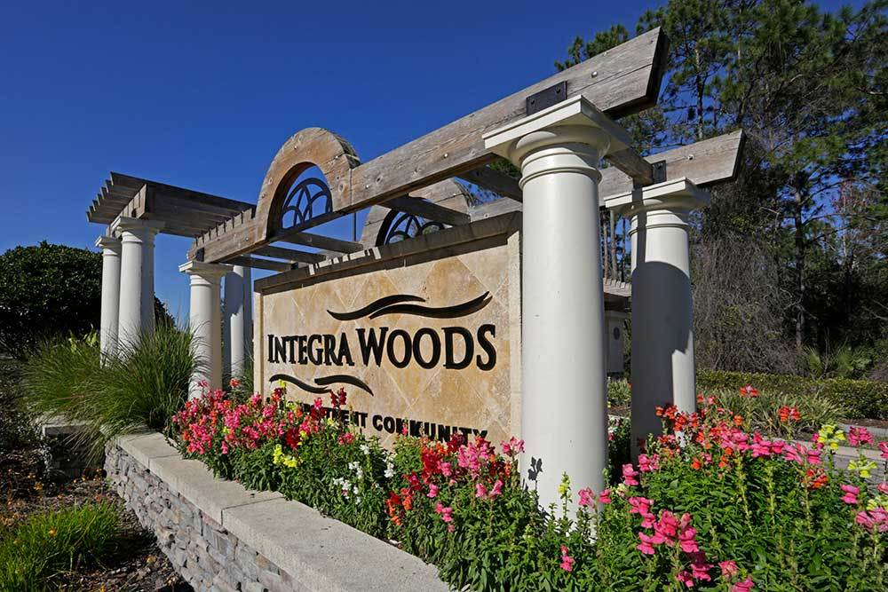 Welcome to Integra Woods!