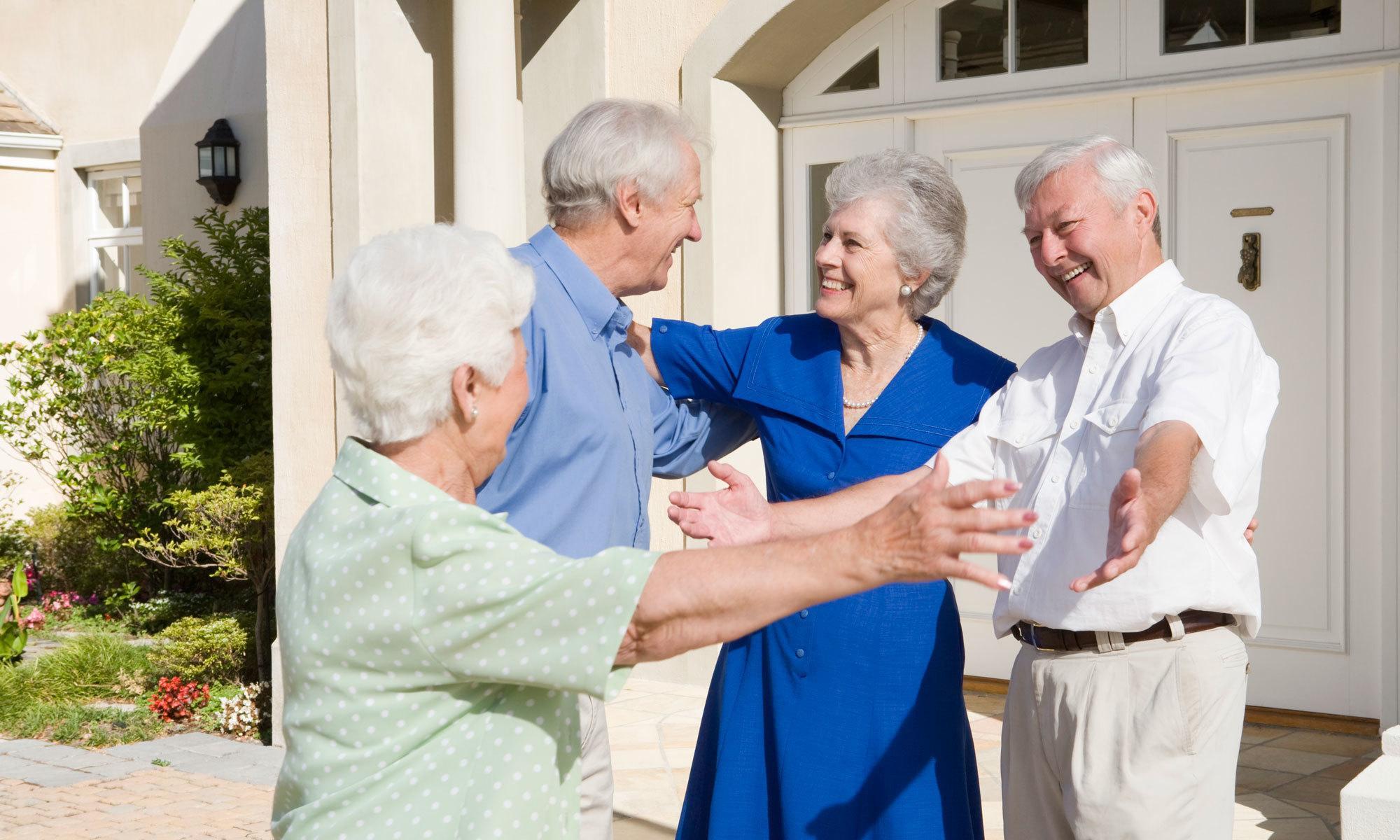 Senior living in FL