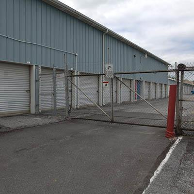 Advantage Self Storage of Woodsboro, MD provides secure access