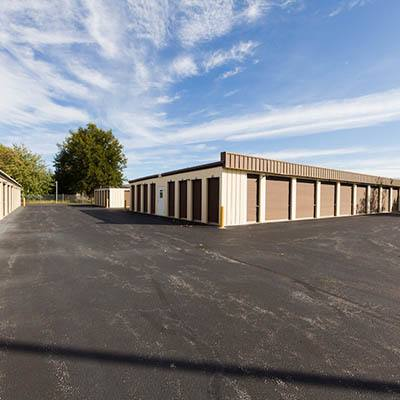 ADVANTAGE SELF STORAGE OF STEVENSVILLE, MD - MARION QUIMBY DR