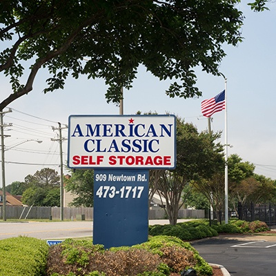 Northwest virginia beach va self storage american for American classic storage